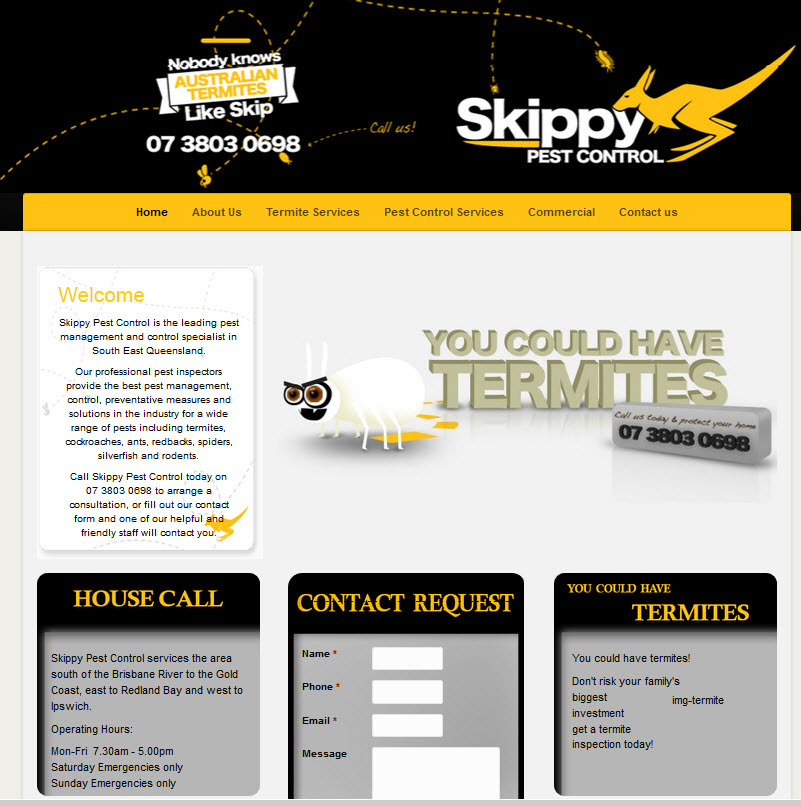Skippy Pest Control