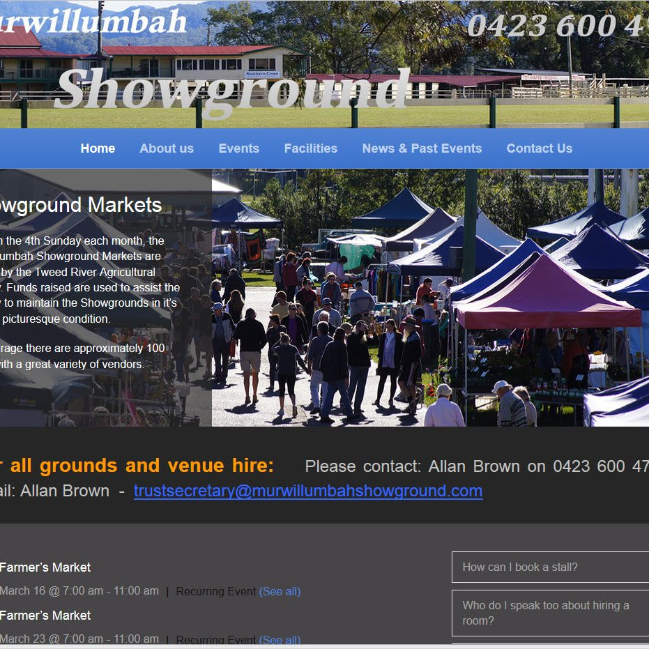 Murwillumbah Showground