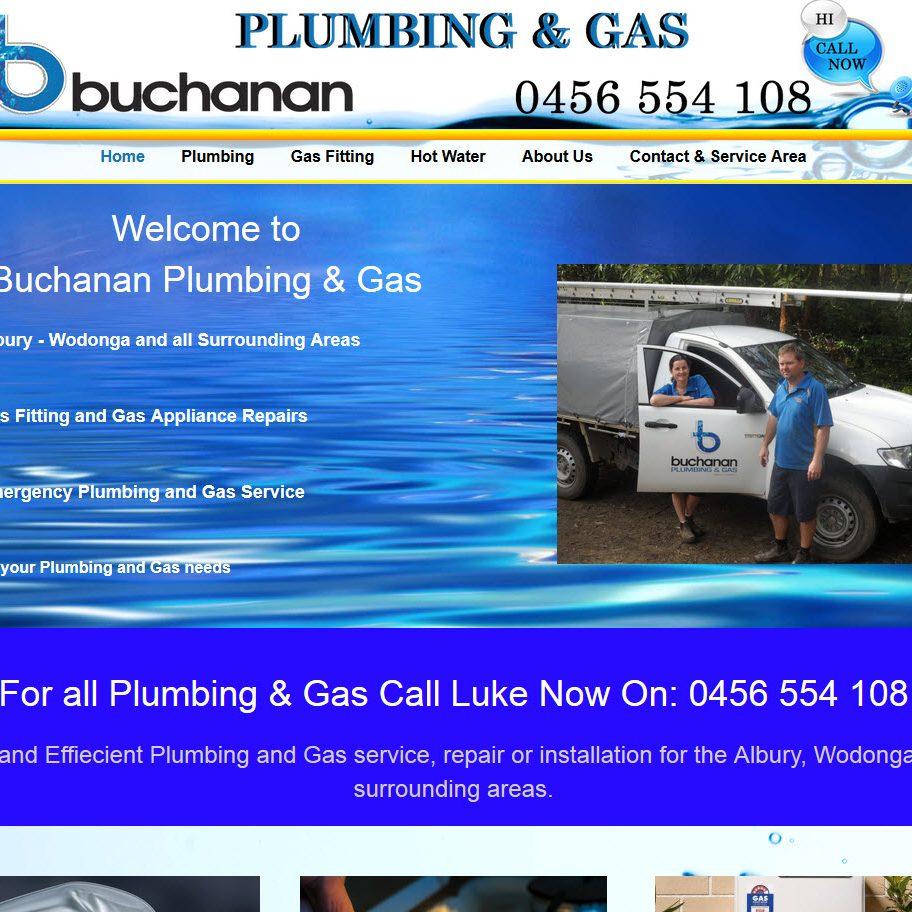 Buchanan Plumbing and Gas