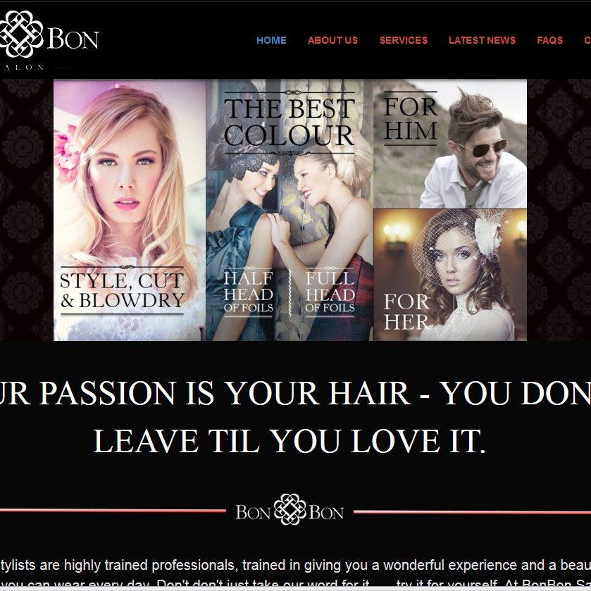 Bon Bon Hair Salon Murwillumbah