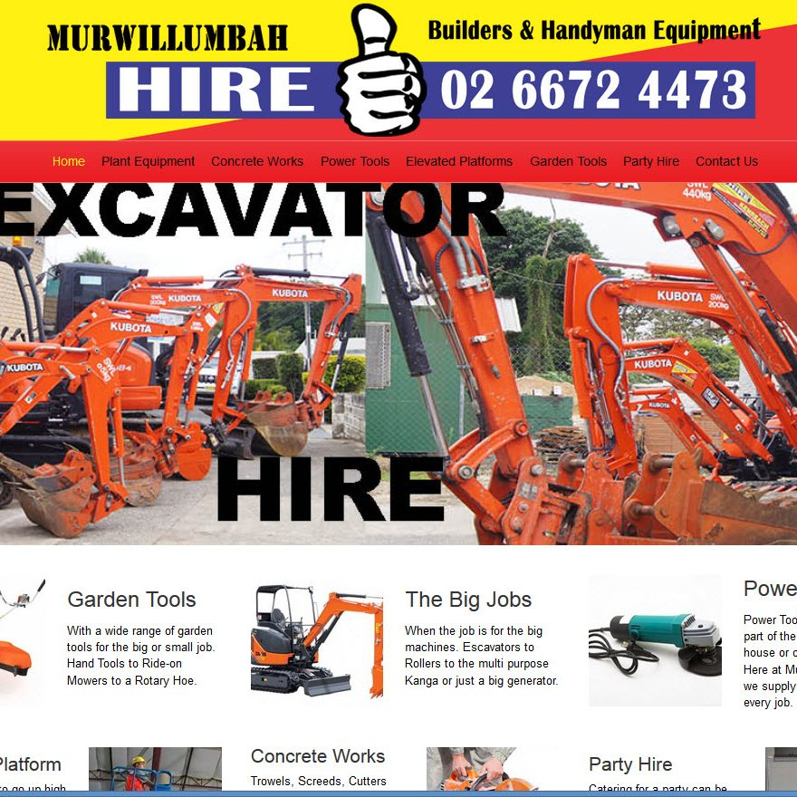 Kenreach and Murwillumbah Hire